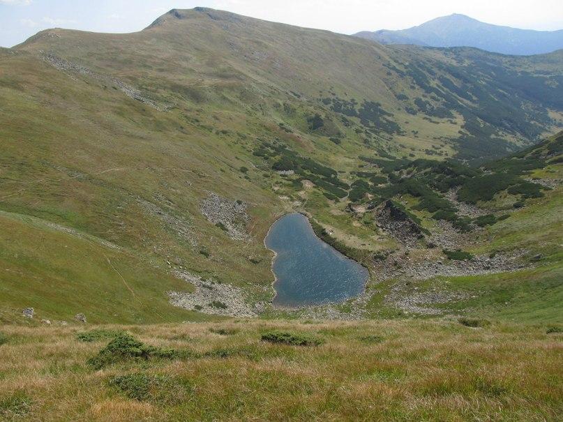 озеро Бербенескул