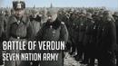 Battle of Verdun 1916 - Seven Nation Army HD Colour