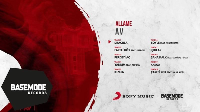 Allame - Av | Album Snippet