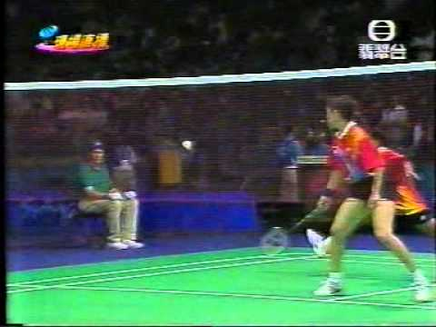 Летние Олимпийские игры 2000. Бадминтон. Микст. Чжун/Лин (Китай) - Кушарянто/Тимур (Индонезия)
