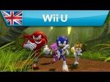 Sonic Boom: Rise of Lyric - Trailer (Wii U)