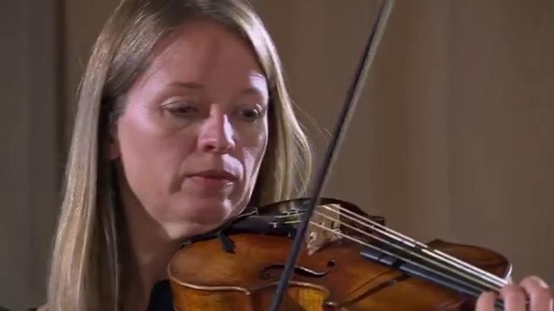 Johann Sebastian Bach Organ Trio Sonata in d Minor BWV 527