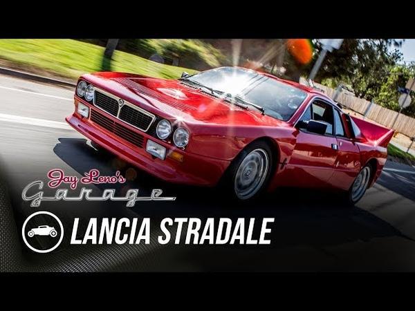 1982 Lancia Stradale - Jay Lenos Garage