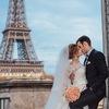Свадьба во Франции/ Тур во Францию