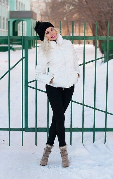 Сексуальная 30ти летняя блондинка из соц.сети