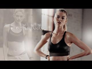 Train Like An Angel: Martha & Andrea Rogers (RUS SUB)