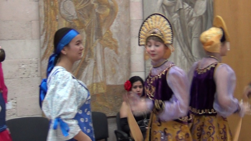 Финская полька. Танцы народов мира - 4. www.rpu-dance.ru