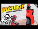 Recurve Squonk Mod l by Mike Vapes Wotofo l Alex VapersMD review 🚭🔞