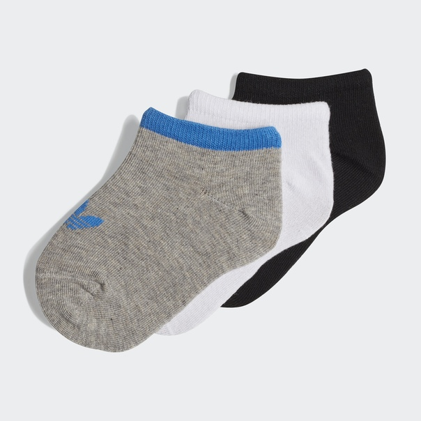 Три пары носков Trefoil Liner