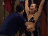 Britt Goodwin - Tickle contest during