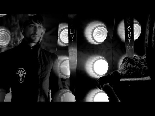AU! dark!Voice of Rao x Riario [x Leonardo] | BLAME