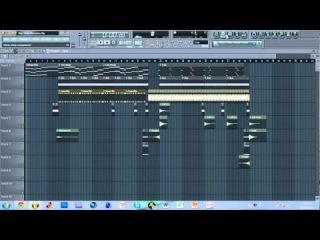 Big Sean - Marvin & Chardonnay ft. Kanye West, Roscoe Dash ; Remake FL Studio