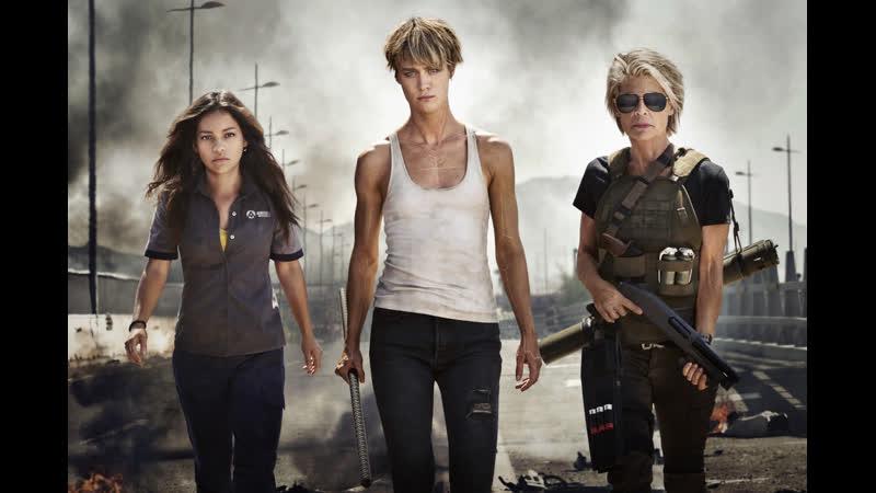 Терминатор: Темные судьбы (Terminator: Dark Fate) (2019) трейлер-тизер русский язык HD / Тим Миллер /