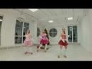Каскад клип женские танцы-зима