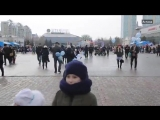 Задержание казахов за синие шары