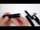 Video review Armytek Partner A2 on the «Cree» XM-L or XP-G LEDs.