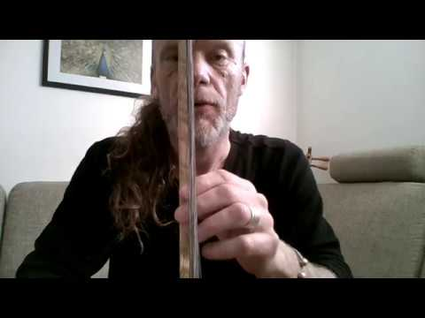 Some thoughts on playing the taglharpa