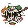 Homies. True Food in da Hood