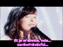 Lyric French song sub Thai (12) - Indila (Dernière Danse)