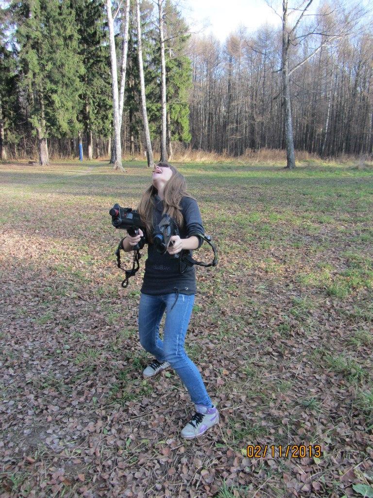 Лазертаг фото и видео. Подарок девушке