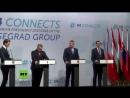 Ungarn Polen die Tschechische Republik und die Slowakei sagen Merkel zum EU Migrationsgipfel ab