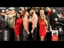 SAUL CANELO ALVAREZ v ROCKY FIELDING FULL OFFICIAL WEIGH IN NEW YORK CITY