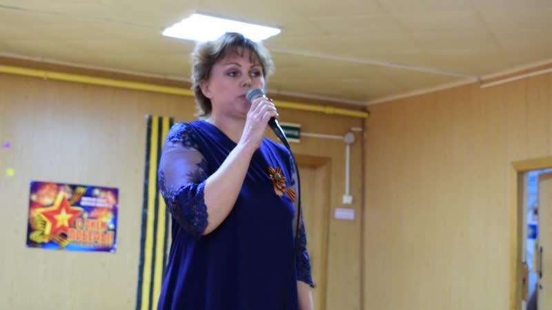 Поёт Ольга Архипова
