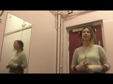 Never Saw Blue (rehearsal version) - Hayley Westenra
