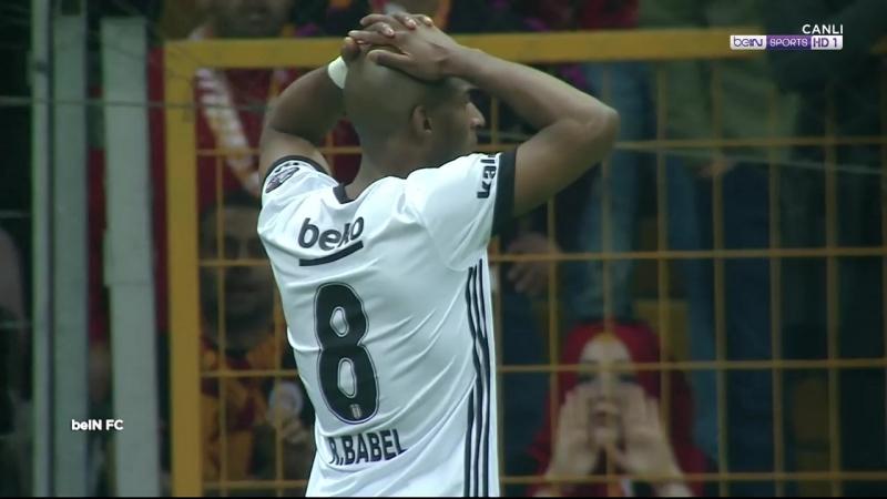 SL 2017 18 Galatasaray 2 0 Beşiktaş