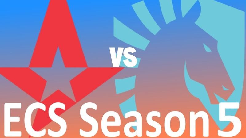Astralis vs Liquid - FINAL (Dust2/map2) ECS Season 5 Finals - Highlights