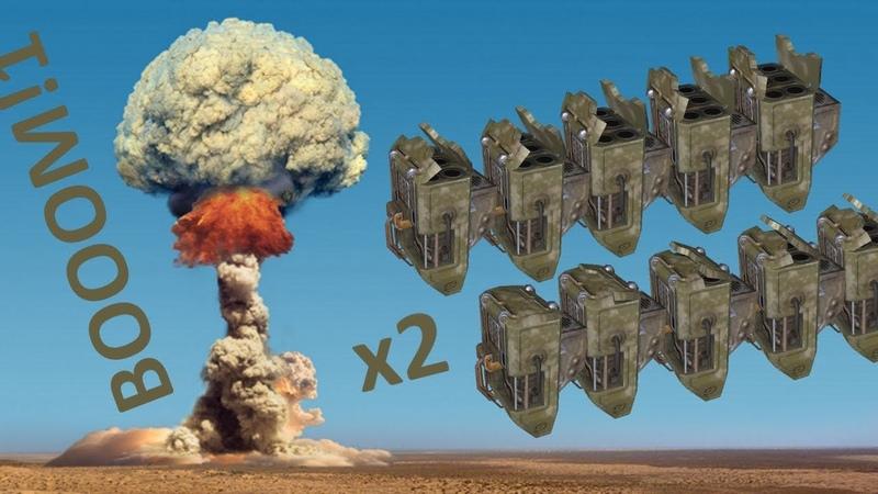 ЧТО ЕСЛИ 10 ГРАДОВ || Ex Machina Hard Truck Apocalypse