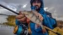 Рыбалка на фидер перед ледоставом. Нюансы ловли в холодной воде. Леонидыч на рыбалке