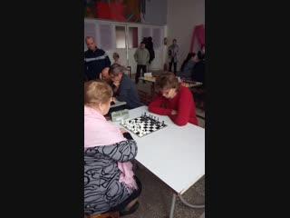 Лично-командное первенство по шахматам среди сельских и городских поселений Нытвенского района