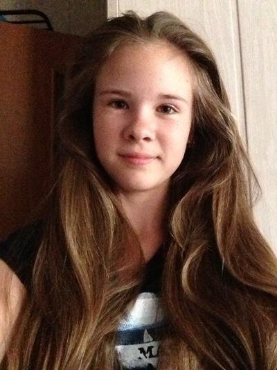 Кристина Мандрик, 26 ноября , Челябинск, id100561865
