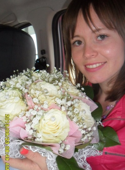 Маргарита Габычова, 6 сентября 1989, Облучье, id197642741