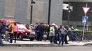 Первая эвакуация из башни Федерация Восток