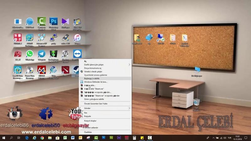 Windows Türkçe Karakter Probleminin Kesin Çözümü