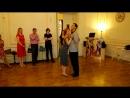 Школа аргентинского танго Спб Эрнан Бруса Юлия Зуева 03