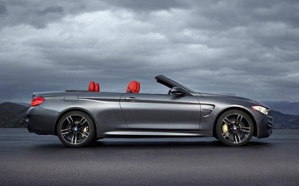 BMW M4 Convertible '2014