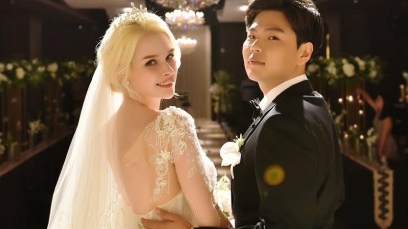 Our Polish-Korean Wedding!♥ 우리 결혼했어요!♥
