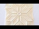 Popcorn Yıldız motifi yapımı - Bölüm 3