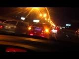 МКАД (Пежо 308 и Honda Accord)