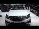 Brabus Rocket 900 Mercedes S65 AMG V12 BiTurbo based MONSTER Geneva Salon 2