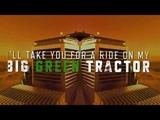 Jason Aldean - Big Green Tractor (Lyric Video)