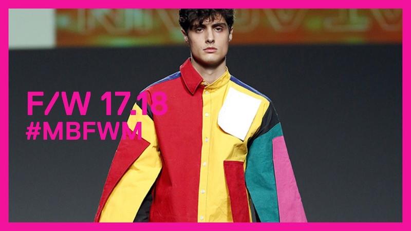 Outsiders Division Fall/Winter 2017.18 | MBFWM | Samsung Ego | Mercedes-Benz Fashion Week Madrid