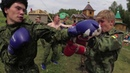 Третий слёт казачьих кадетов