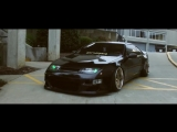 Bagged Nissan 300zx Indefinite Edits  Perfect Stance