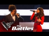 Wesu Wallace vs Paige Young - Faith (The Voice UK 2018)