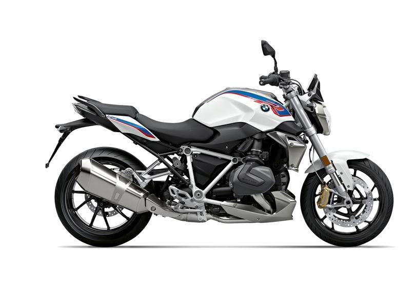 EICMA 2018: новый мотоцикл BMW R1250R 2019