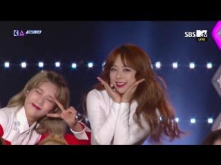 181009 LOONA – Hi High @ The Show Peace Сoncert In Hwacheon